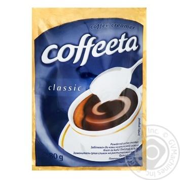 Coffeeta Classic Coffee Creamer 80g - buy, prices for EKO Market - photo 1
