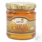 Honey Bartnik linden 250g glass jar - buy, prices for Novus - image 1