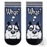 Шкарпетки дитячі Tip-Top Conte Kids 18С-267СП, розмір 18, 425 темний джинс - купить, цены на Novus - фото 1
