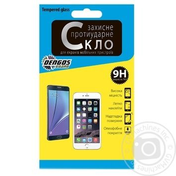 Скло захисне Tempered Glass Dengos для телефона Lenovo K5/K5 Plus A6020 - купить, цены на Novus - фото 1