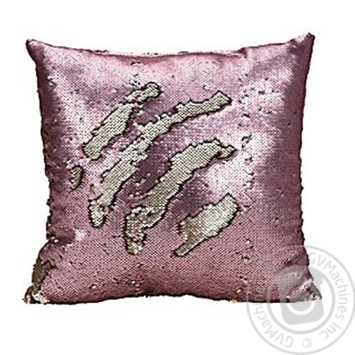 Подушка Koopman декоративная с пайетками