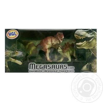 Набір iгровий Світ динозаврів Серія C HGL SV12181 - купить, цены на Novus - фото 1