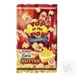 Попкорн Top of the Pop попкорн для мікрохвильової печі 100г