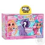 Животное сюрприз Hairdorables Pets 2 серия в коробке