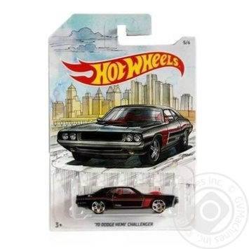 Машинка Hot Wheels коллекционная в ассортименте