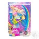 Игрушка Barbie Русалочка Подводное сияние
