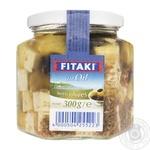 Сыр Казерай Шампиньон Фитаки в масле с оливками мягкий рассольный 45% 300г Германия
