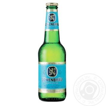 Пиво Lowenbrau Original светлое 0,33л