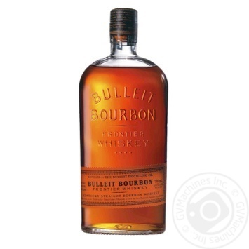 Bulleit Bourbon 45% 0,7l - buy, prices for Novus - image 1