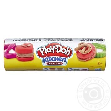 Ігровий набір для ліплення Hasbro Play-Doh Kitchen Creations міні - купити, ціни на Novus - фото 1