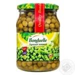 Горошек Bonduelle зеленый консервированный 530г