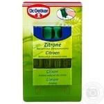 Dr.oetker lemon for baking flavor enhancer 8g