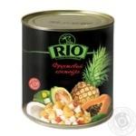 Фруктовый коктейль Рио 850мл Таиланд - купить, цены на Novus - фото 1