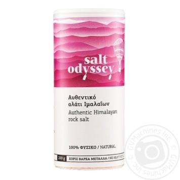 Сіль Salt Odyssey натуральна крупна гімалайська 280г