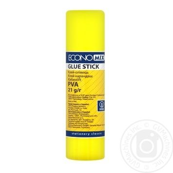 EconoMix Glue pencil PVA 21g