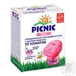 Picnic Baby Electrofumigator With Mosquito Repellent Liquid 30ml 45 Nights