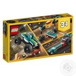 Lego Monster Truck Constructor