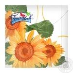 Салфетки бумажные Tissueclub Традиционные трехслойные 33х33см 20шт