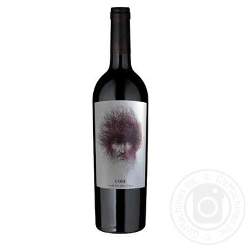 Вино Ego Bodegas Goru красное сухое 14% 0,75л - купить, цены на МегаМаркет - фото 6