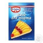 Желе Dr.Oetker для торта бесцветное 8г