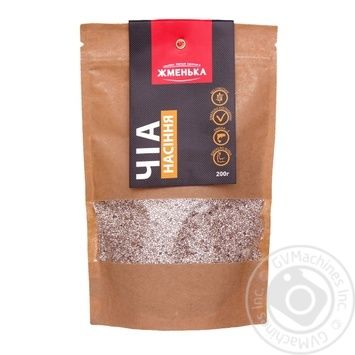 Zhmenka Chia Seeds 200g - buy, prices for Novus - image 1