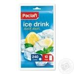 Пакеты Paclan для льда 240шт