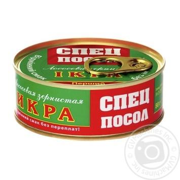 Specposol salmon caviar 80g - buy, prices for MegaMarket - image 1
