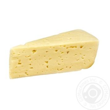 Cheese smetankoviy Moloko llc hard 50% - buy, prices for Novus - image 1