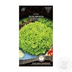 Seed lettuce lollo bionda Golden garden 1g - buy, prices for Novus - image 1