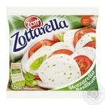 Сыр Zott Zottarella Моцарелла с базиликом 45% 125г