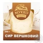 Mukko Cream Cheese 250g - buy, prices for CityMarket - photo 1