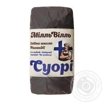Хліб Мілль Вілль Суорі житній заварний 500г - купити, ціни на Novus - фото 1