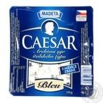 Сыр Madeta Цезарь Блю с плесенью внутри массы 50% 110г