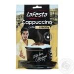 Instant drink La Festa Cappuccino Creamy 100g