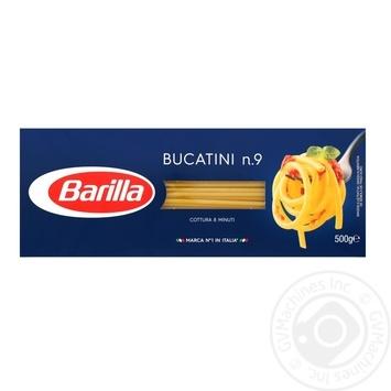 Barillа Bucatini №9 Pasta 500g