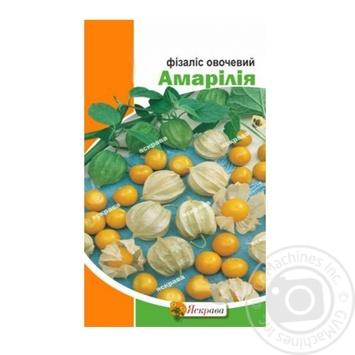 Семена Яскрава Физалис овощной Амарилия 0,3г
