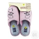 Взуття домашнє жіноче Gemelli Кет 3 розмір 36-40