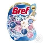 Блок туалетный Bref Perume Switch Горная лаванда-цветущий хлопок 50г