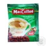 Напиток кофейный МакКофе 3в1 Лесной Орех растворимый в стиках 18г Сингапур