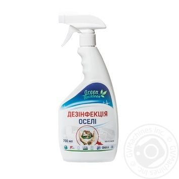 Means Green unikleen for disinfection 700ml - buy, prices for Novus - image 1