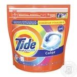 Капсули для прання Tide Все-в-1 Color 45 шт - купити, ціни на Novus - фото 1
