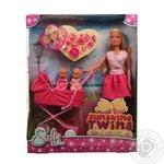 Кукольный набор Simba Steffi Love Штеффи с коляской