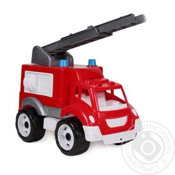Technok Firetruck Toy - buy, prices for Auchan - photo 1