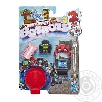 Набір Ботботс з 5-ти транформерів Transformers - купить, цены на Novus - фото 1