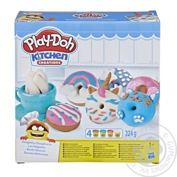 Play-Doh playset for modelling - buy, prices for MegaMarket - image 1