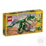 Конструктор Lego Мощные динозавры 31058