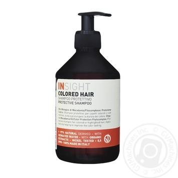 Шампунь Insight для окрашенных волос 400мл - купить, цены на Novus - фото 1