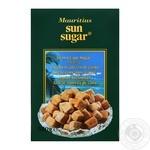 Сахар тросниковый Mauritius Sun Sugar прессованный 500г