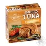 Fish tuna smoked 160g - buy, prices for Novus - image 1