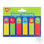 Индексы YES Funny Monsters бумажные - купить, цены на Novus - фото 1